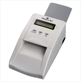PROFESSIONAL MONEY DETECTOR WITH VALUE COUNTING